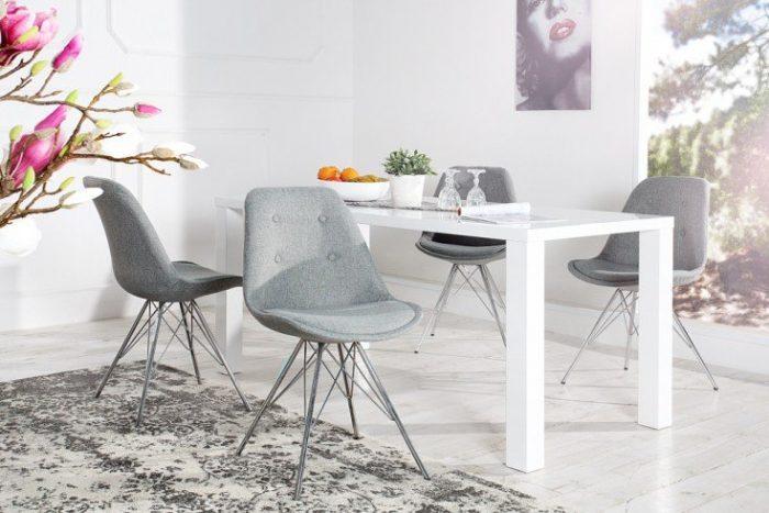 Krzesło SCANDINAVIA szare