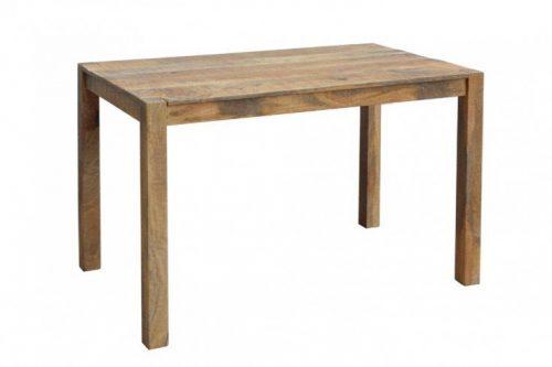 Masywny stół bistro FINCA 115 cm stół z drewna mango