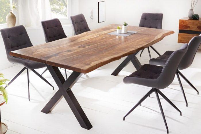 Stół AMAZONAS 220cm lite drewno