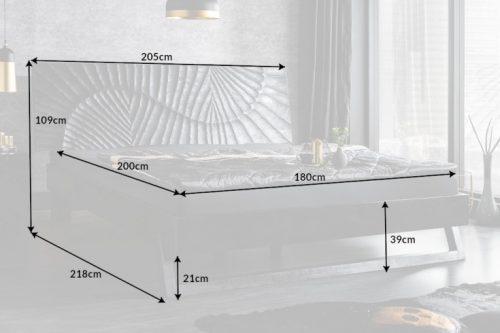 Łóże SCORPION 180x200cm  3D