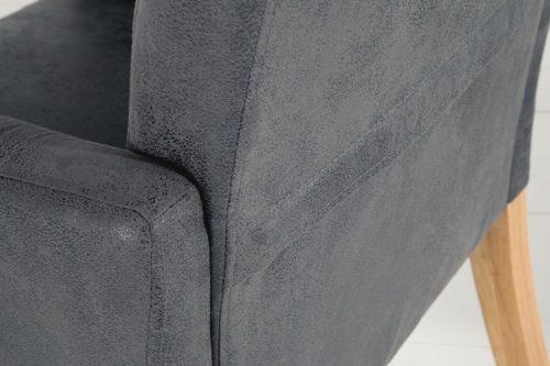 Krzesła CASA szare 39014