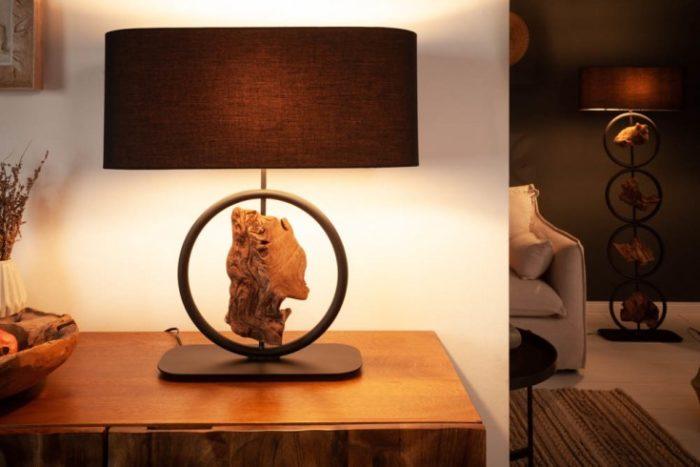 Lampa stołowa ELEMENTS 58cm