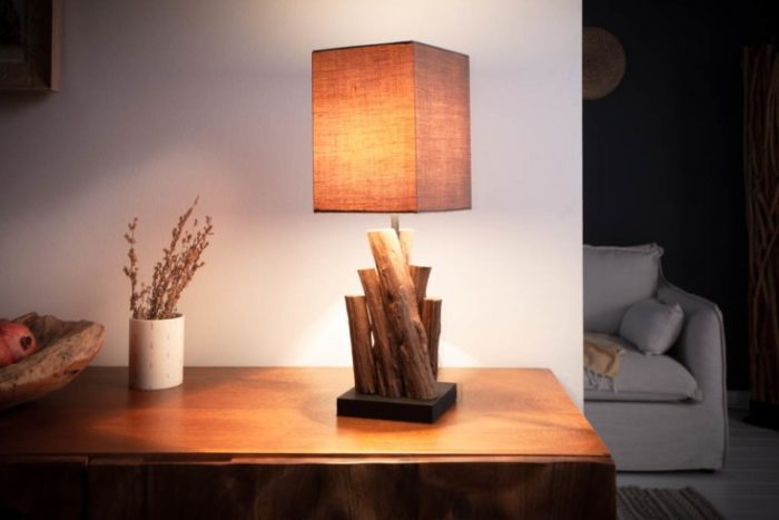 Lampa stołowa PURE NATURE 45cm