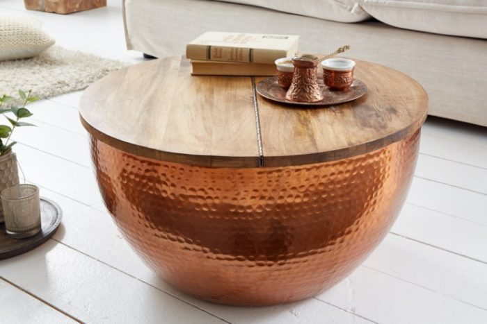 Stolik kawowy ORIENT STORAGE 60cm