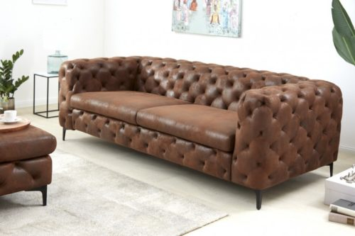 Sofa Chesterfield MODERN BAROQUE 240cm