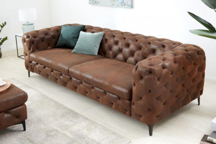 Sofa Chesterfield MODERN BAROQUE 240cm