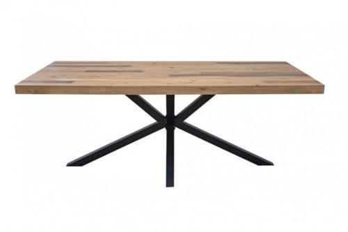 Stół GALAXIE 200cm drewno z recyklingu