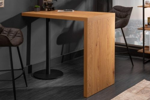 Designerski stół barowy MAGNUS Stolik barowy 120 cm