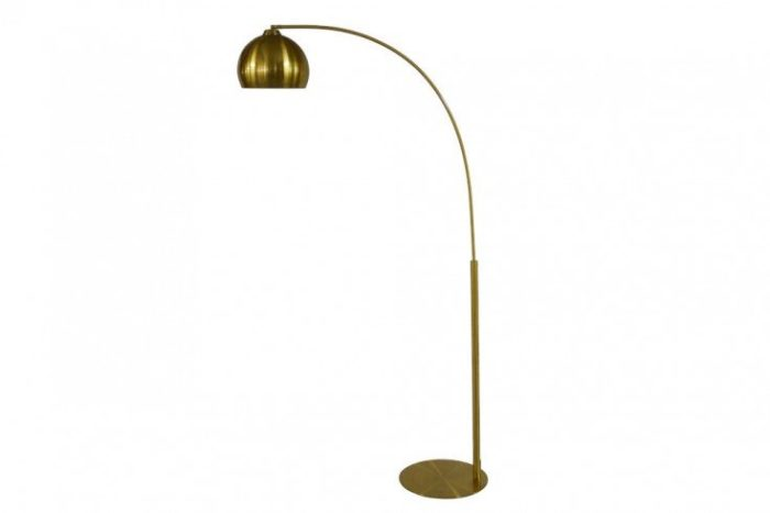Lampa podłogowa LOUNGE DEAL 205cm złota lampa