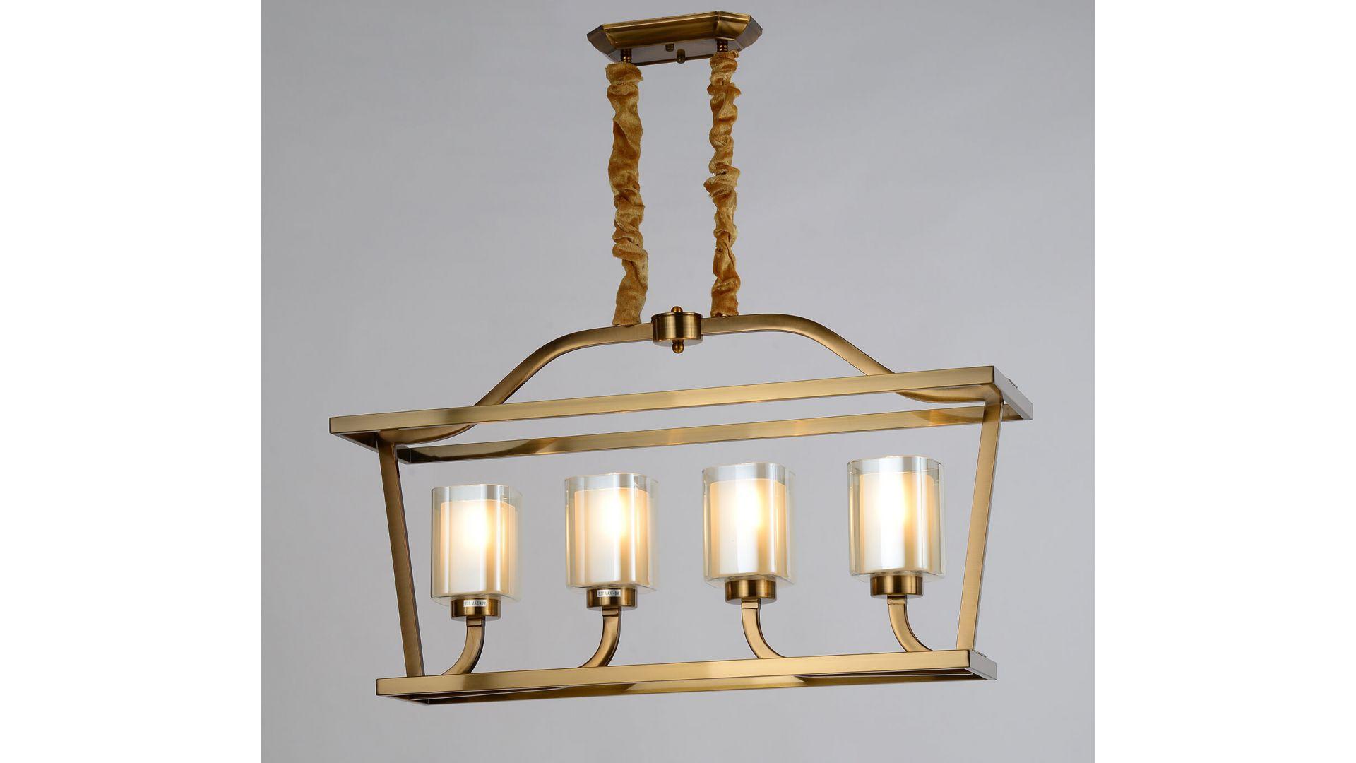 LAMPA WISZĄCA LOFT MOSIĘŻNA