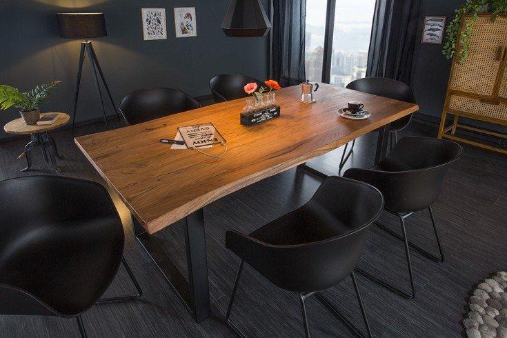 Masywny stół dojadalni zakacji MAMMUT 180