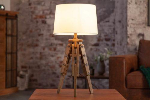 Industrialna lampa stołowa TRIPOD 59cm