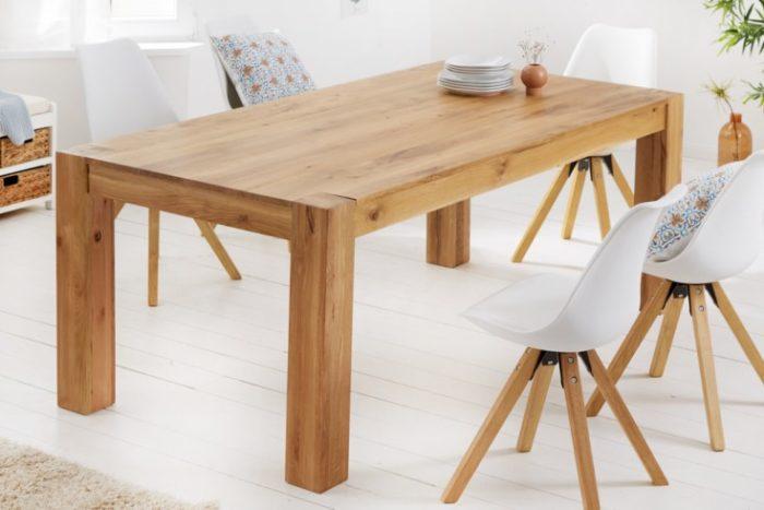 Stół PURE 160cm naturalny dąb