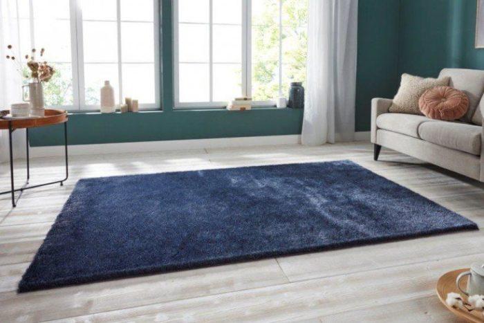 Niebieski Dywan PURE UNIQUE 230x160cm Outlet