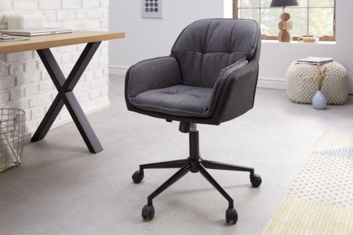 Krzesło biurowe z regulacją MR. LOUNGER
