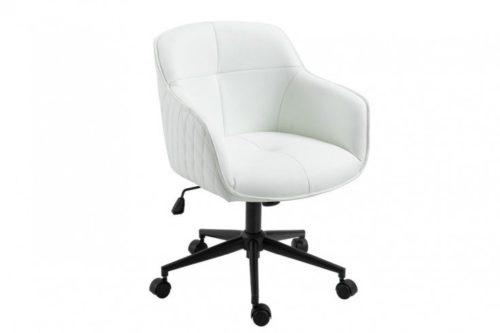 Krzesło biurowe EUPHORIA białe