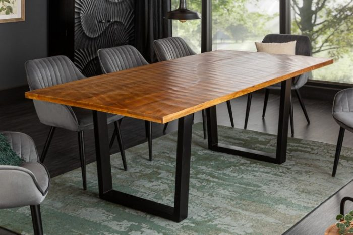 Stół SCORPION 200 cm drewno mango