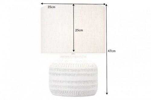 Ponadczasowa lampa stołowa CLASSIC I 47cm