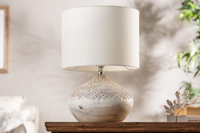 Ponadczasowa lampa stołowa CLASSIC I 43cm
