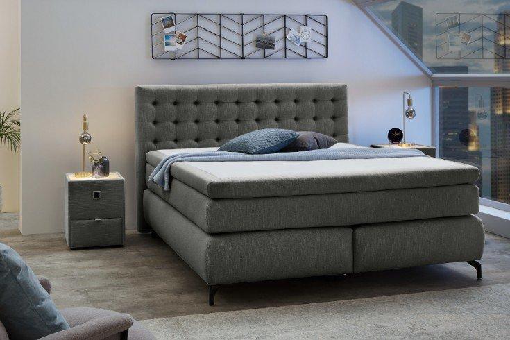 Nowoczesne łóżko  MANHATTAN 180x200cm