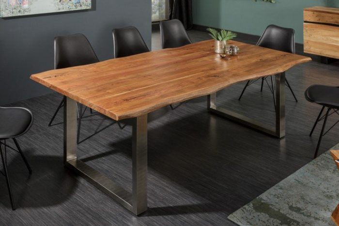 Stół do jadalni MAMMUT NATURE 180 cm akacja